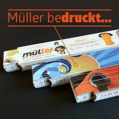 Müller druckt